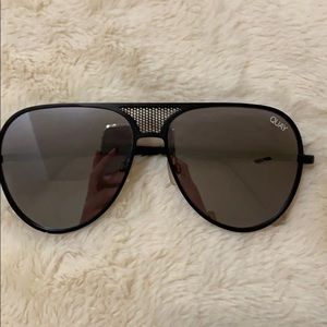 Quay mirror sunglasses